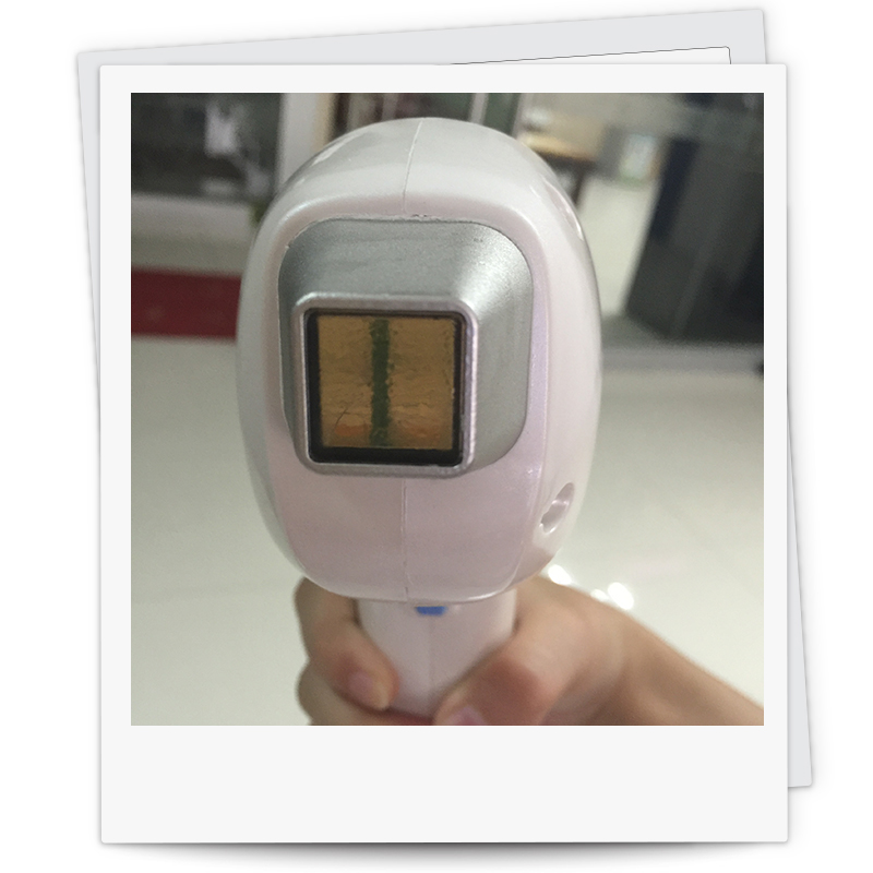 Spot Size - Diode Laser Hair Removal Machine