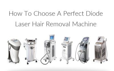 How to Choose A Diode Laser Hair Removal Machine