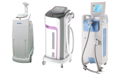 What is the difference between the 808 diode laser hair removal machine on the market?