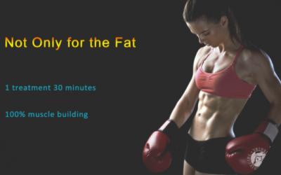 EMSlimor è efficace per il guadagno muscolare?